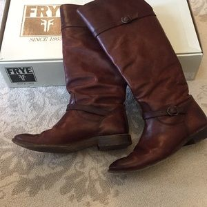 Frye Shirley Riding boot